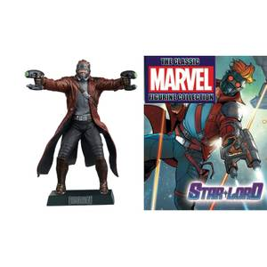 Eaglemoss Marvel Figurines Starlord
