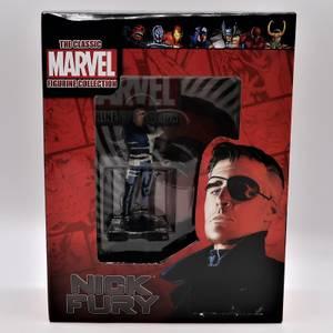 Eaglemoss Marvel Figurines Nick Fury