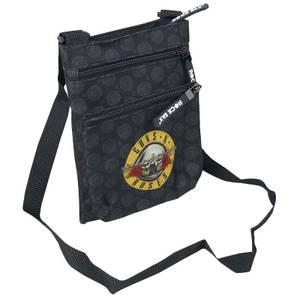 Rocksax Guns 'N' Roses Roses Logo Body Bag