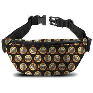 Rocksax Guns 'N' Roses Roses All-Over Bum Bag