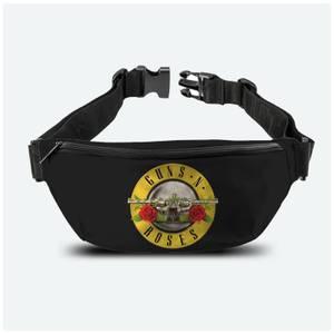 Rocksax Guns 'N' Roses Roses Logo Bum Bag