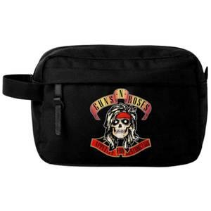 Rocksax Guns 'N' Roses Appetite Wash Bag