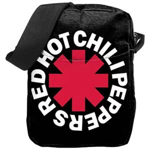 Rocksax Red Hot Chili Peppers Asterix Cross Body Bag