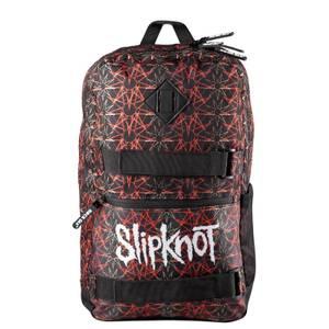 Rocksax Slipknot Pentagram Skate Bag