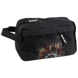 Rocksax Slipknot Pentagram Wash Bag
