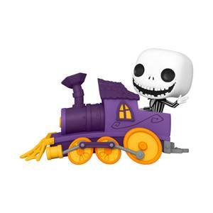Nightmare Before Christmas Jack in Train Engine Funko Pop! Train Deluxe