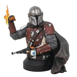 Gentle Giant The Mandalorian Mandalorian MK1 1/6 Scale Bust