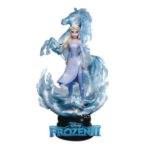Beast Kingdom Disney Frozen Ii Elsa Ds-038 D-stage series PX 6 inch Statue