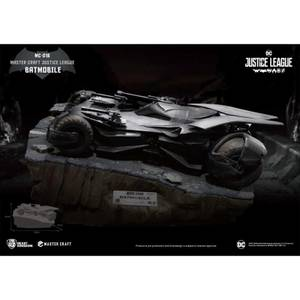 Beast Kingdom Justice League Mc-016 Batmobile PX Statue