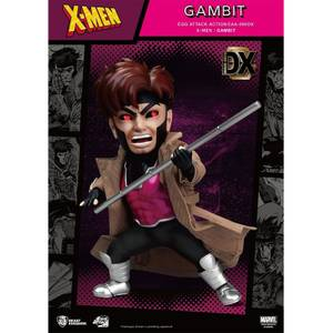 Beast Kingdom X-men Eaa-090dx Gambit PX Action Figure Deluxe Version