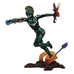 Diamond Select Marvel Gallery Captain Marvel PVC Figure - Captain Marvel (Starforce)