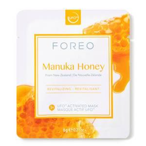 FOREO Manuka Honey UFO/UFO Mini Revitalising Face Mask for Ageing Skin (6 Pack)