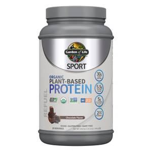 Proteine biologiche a base vegetale sport - cioccolato - 840g