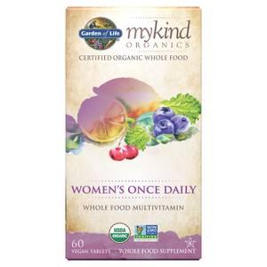 mykind Organics Vrouwen Eén per Dag - 60 tabletten