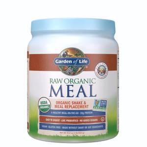 RAW Organic Протеиновый коктейль (заменитель питания) - Прянная ваниль - 454 г