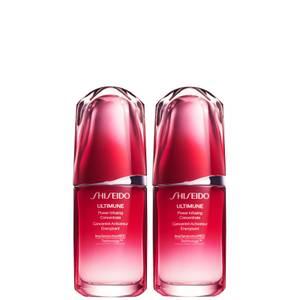 Shiseido Ultimune Power Infusing Concentrate x2 50ml Bundle