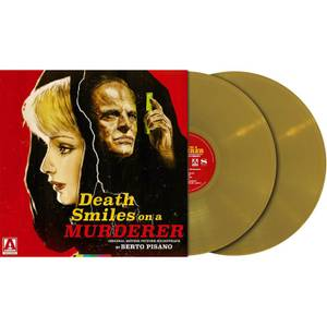 Death Smiles On A Murderer (Gold Vinyl)