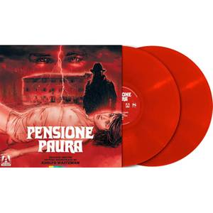 Pensione Paura - Limited Edition Red Vinyl ( 2 X Vinyl)