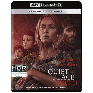 A Quiet Place Part II - 4K Ultra HD (Includes 2D Blu-ray)