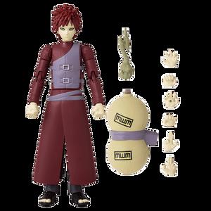 Bandai Anime Heroes Gaara Action Figure