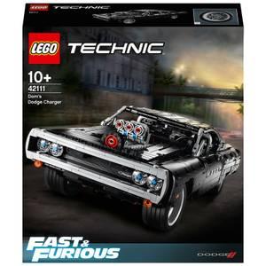 Lego Technic : La Dodge Charger de Dom (42111)