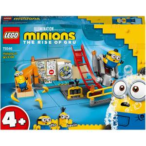 LEGO 4+ Minions: in Gru's Lab Building Set (75546)