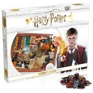 Puzzle de 1000 pièces - Édition Poudlard Harry Potter