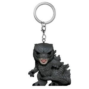 POP Schlüsselanhänger: Godzilla vs Kong- Godzilla