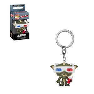 Gremlins Gremlin with 3D Glasses Funko Pop! Keychain