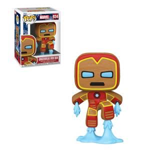 Marvel Gingerbread Iron Man Funko Pop! Vinyl
