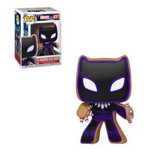 Marvel Gingerbread Black Panther Funko Pop! Vinyl