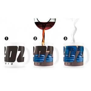 Star Wars R2 D2 Thermal Glass Mug