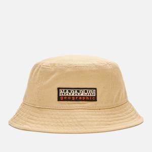 Napapijri Men's Fase Bucket Hat - Mineral Beige