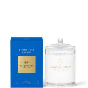 Glasshouse Fragrances Diving Into Cyprus 380g