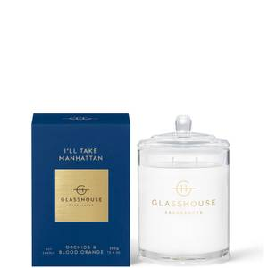 Glasshouse Fragrances I'Ll TakeManhattan 380g