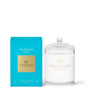 Glasshouse Melbourne Muse Candle 380g
