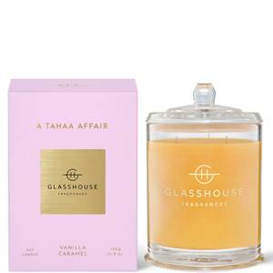 Glasshouse Fragrances  A Tahaa Affair Candle 760g