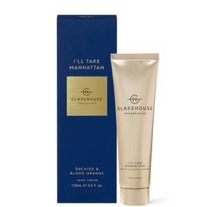 Glasshouse Fragrances I'Ll TakeManhattan Hand Cream 100ml