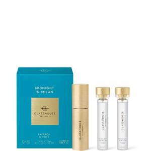 Glasshouse Fragrances Midnight In Milan Eau de Parfum Trio