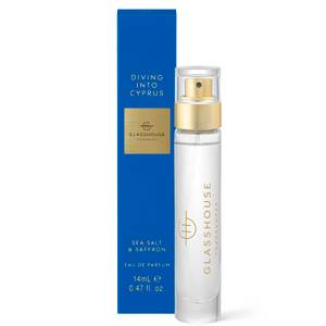 Glasshouse Diving into Cyprus Eau de Parfum 14ml