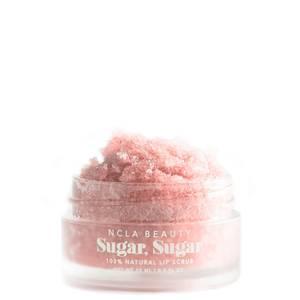NCLA Beauty Sugar Sugar Pink Champagne Lip Scrub 15ml