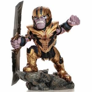 Iron Studios Marvel Avengers Endgame Mini Co. Figurine en PVC Thanos 20 cm