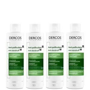 VICHY Dercos Anti-Dandruff Oily Hair Bundle