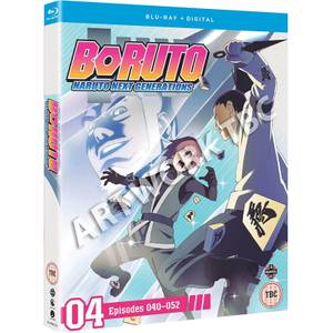 Boruto: Naruto Next Generations Set 4 (Episodes 40-51)