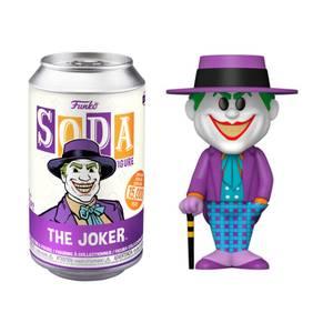 DC Comics Joker Vinyl Soda Figure in Collector Can