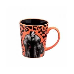 Disney Villains Cruella de Vil 2D Relief Mug