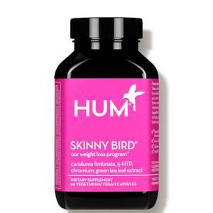 HUM Nutrition Skinny Bird Supplement Weight Loss Supplement (90 Vegan Capsules, 30 Days)