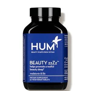HUM Nutrition Beauty ZZZZ Restful Beauty Sleep Supplement (30 Vegan Tablets, 30 Days)