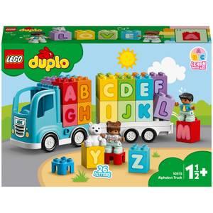 LEGO DUPLO My First : Ensemble de Jeu de Construction Le camion des lettres (10915)
