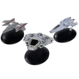 Eaglemoss Star Trek Vehicle Die Cast Replicas - Assortment